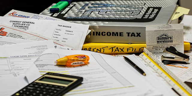 Taxes - incentives